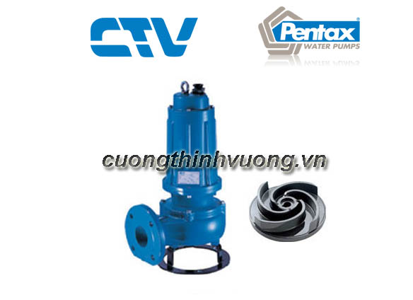 Máy bơm nước thải Pentax DVT