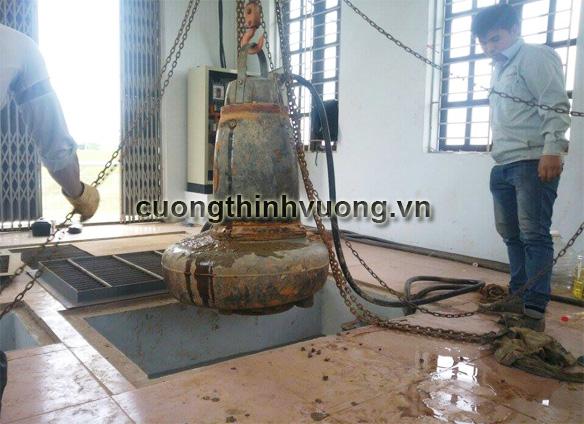 Sửa máy bơm nước tại Hà Nội