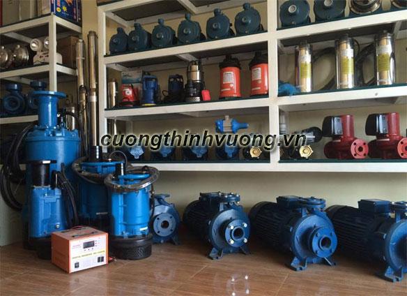 Cho thuê máy bơm giá rẻ, uy tín, chất lượng đảm bảo tại Cường Thịnh Vương