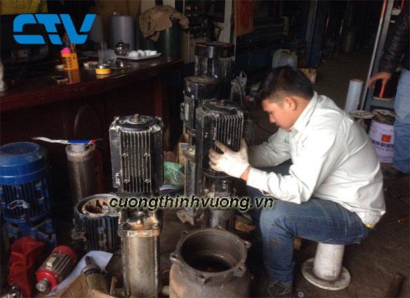 Đơn vị cung cấp dịch vụ sửa máy bơm nước chất lượng tốt, giá rẻ nhất toàn quốc.
