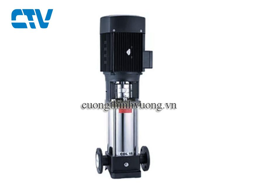 Máy bơm trục đứng CNP  CDL16 - 12