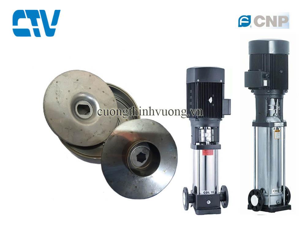 Cánh máy bơm trục đứng CNP model CDL, CDLF 2-11, 1.1kw